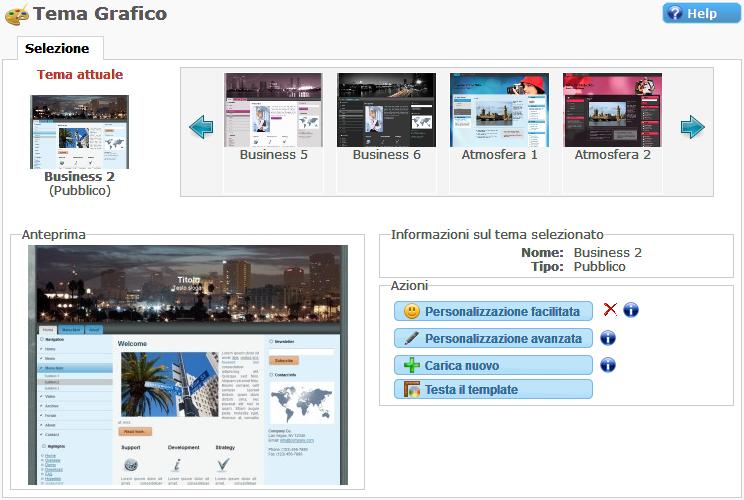 Tema Grafico Bootstrap Tema Grafico Web Responsive